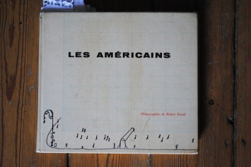 Les Américains, book cover courtesy Roger Hargreaes