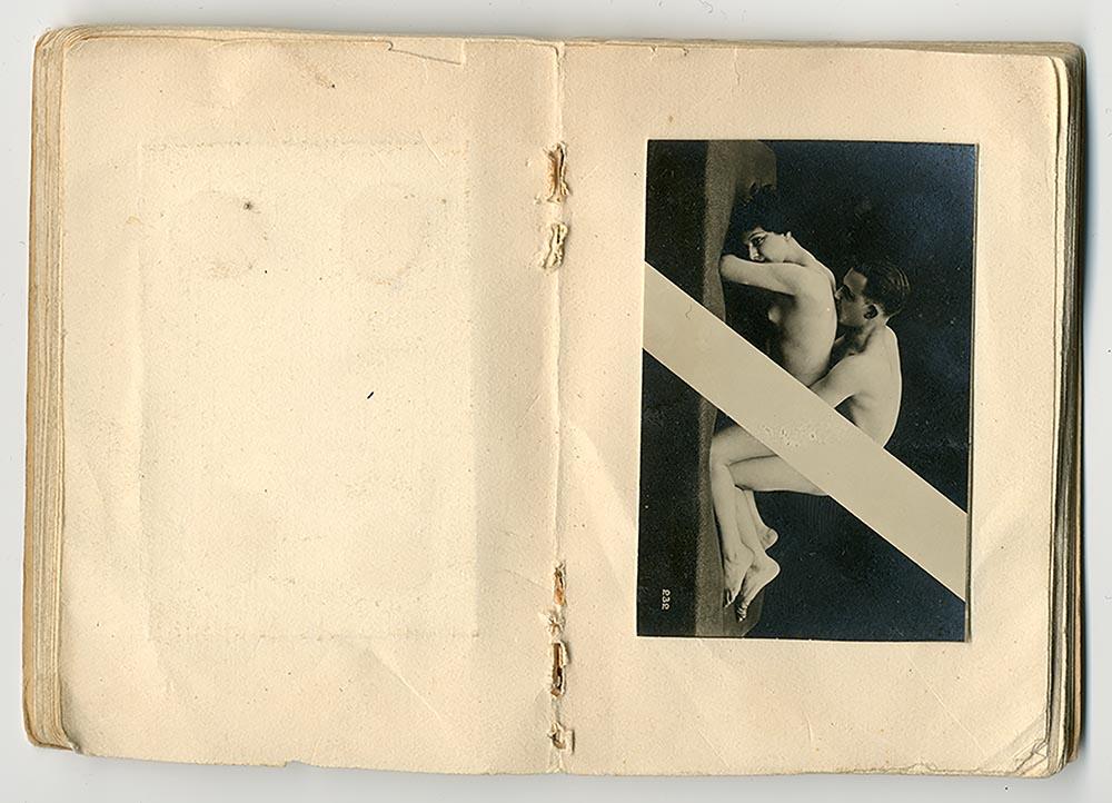 Martin Crawl, Puritan Porn, 1938 courtesy the artist