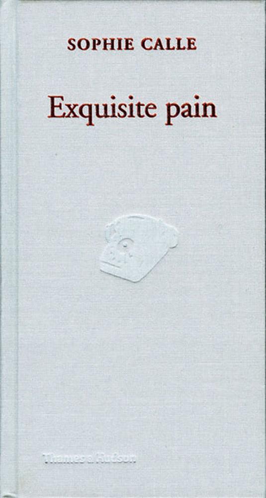 Sophie Calle, Exquisite Pain, 2004