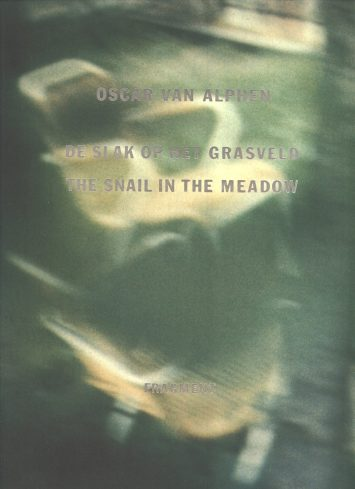 Oscar van Alphen's De slak op het grasveld [The Snail in the Meadow] book cover